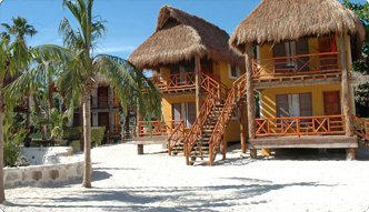 Mexico Beach Bungalows The Best Beaches In World